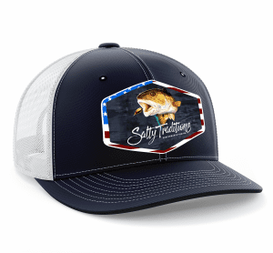 American Redfish Hat (Navy)