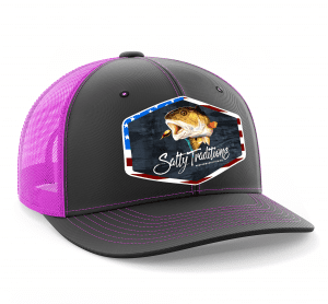 American Redfish Hat (Pink)