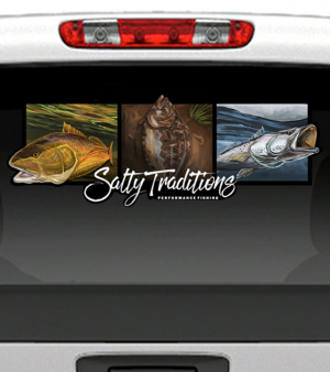 Inshore Slam Decal